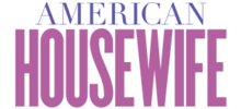 Description de l'image American Housewife logo.png.
