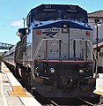 Amtrak Pacific Surfliner Train at San Luis Obispo California - panoramio (2).jpg