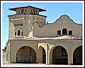 Amtrak Station at Raton NM - panoramio.jpg