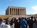 Anıtkabir 3 Kasım 2007 (2)