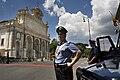 An Italian Carabinieri in Monte Gianicolo, Rome - 3448.jpg