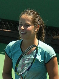 Ana Ivanović at Bank of the West Classic 2010-07-25 4.JPG