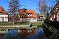 Anderbeck, Häuser am Dorfteich.jpg
