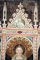 Andrea di bonaiuto, apotesosi di san tommaso d'aquino, scienze ed arti 04 Sacra Scrittura e san Girolamo 1.JPG