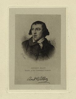 Andrew Allen (Pennsylvania) American lawyer and politician