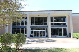 Angelina College - Angelina College Library