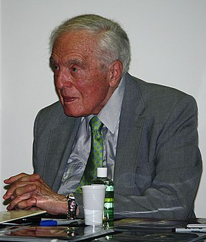 Angus Scrimm - Angus Scrimm in November 2011.