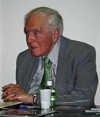 Angus Scrimm - Angus Scrimm in November 2011.