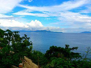 Anilao - View from Anilao