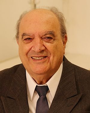 Antônio Abujamra - Antônio Abujamra in 2013