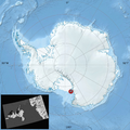 Antarctica Ross Island relief location map.png