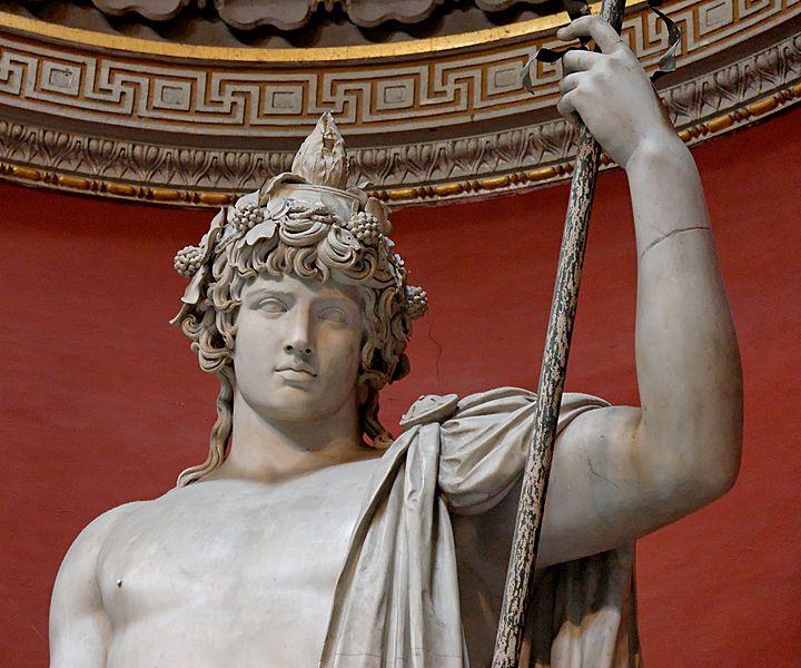 Antinous Deified Human Statue - Roman Gods - Atlas Obscura Blog