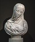 Antonio Corradini - Dama Velata (Puritas) - Museo del Settecento Veneziano - Ca' Rezzonico, Venice.jpg