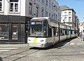 Antwerpen - Antwerpse tram, 23 juli 2019 (064, Wolstraat).JPG