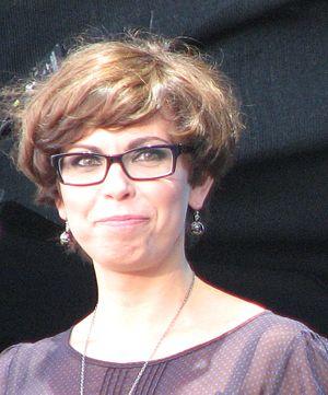 Anu Välba - Anu Välba in 2011.