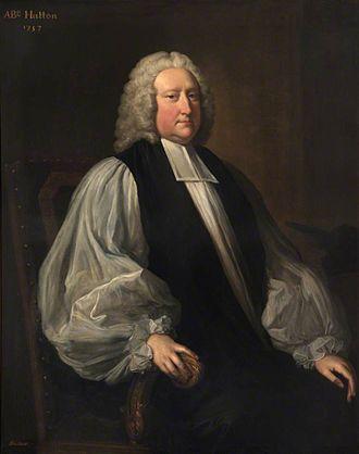 Matthew Hutton (archbishop of Canterbury) - Image: Apb Matthew Hutton