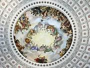Apotheosis of George Washington