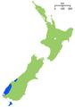 Apteryx australis distribution.png