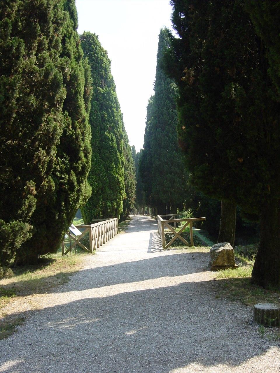 Aquileia. La passeggiata archeologica. Foto di Giovanni Dall'Orto