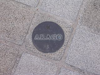 Hommage à Arago