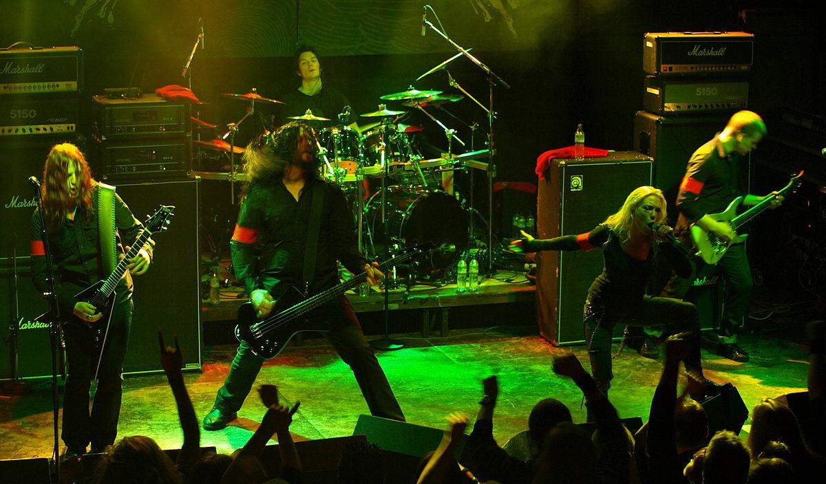 Arch Enemy – Wikipédia