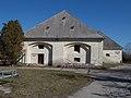 Archbishop's granary, west side, 2019 Kalocsa.jpg