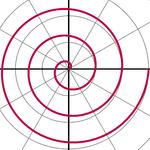 150px Archimedian spiral