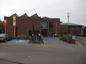Ardooie - Image: Ardoois gemeentehuis