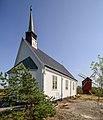 Arholma kyrka August 2018 07.jpg