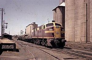 UGL Rail - New South Wales 43 class