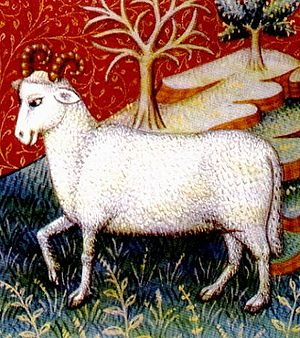 Aries (astrology) - Image: Aries 2