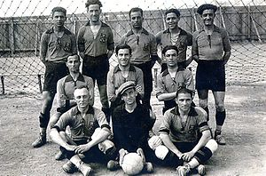 Aris Thessaloniki F.C. - The champion team of 1928