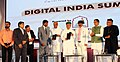 """Arjun Ram Meghwal at the inauguration of the """"Digital India Summit – Role of Cooperative Banks in adopting and advancing the Prime Minister's Flagship Digital India Program"""", in Mumbai.jpg"""