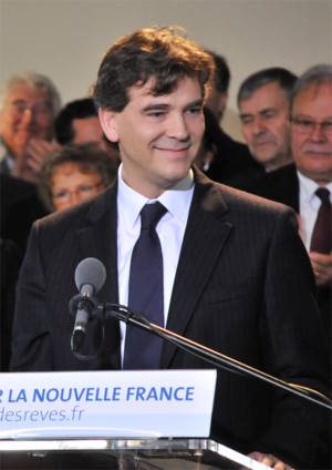 Arnaud Montebourg - Image: Arnaudmontebourg