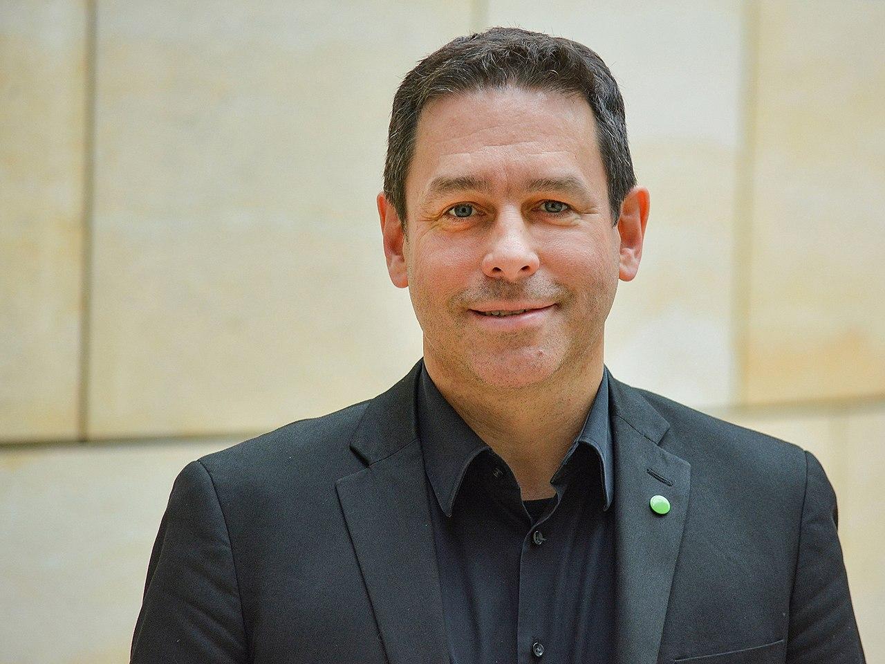 Arndt Klocke, verkehrspolitischer Sprecher der Grünen-Fraktion im Landtag
