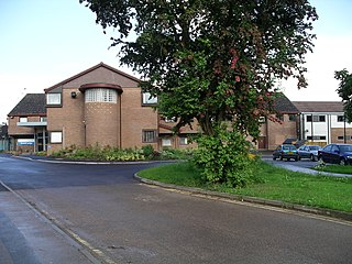 Arnold Lodge Hospital in England