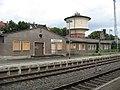 Arnstadt- Wasserturm an der Hauptbahnhof (Water tower at Arnstadt station) - geo.hlipp.de - 14470.jpg