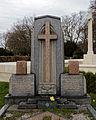 Art Deco gravestone - City of London Cemetery and Crematorium - Charles William and Sarah Brown.jpg