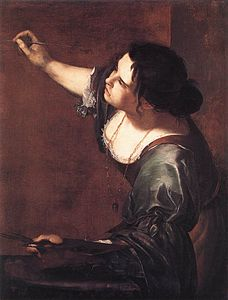 Artemisia Gentileschi - Self-Portrait as the Allegory of Painting - WGA08569.jpg