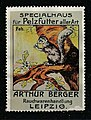 Arthur Berger, fur trader in Leipzig, c. 1910, brand advertisings (08).jpg