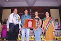 Artist gopal prasad sharma with his family.jpg