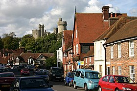 Image illustrative de l'article Arundel (Angleterre)