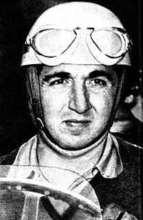 Alberto Ascari Italian racing driver
