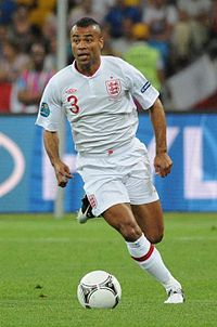 Ashley Cole Euro 2012 vs Italy.JPG