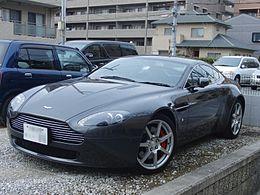 Aston Martin V8 Vantage ... アストンマーティン・ヴァンテージ - W