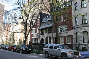 Astor Street District - East side of Astor Street