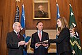 Attorney General Sessions on the Swearing in of Rachel Brand as Associate Attorney General, May 22, 2017 (02).jpg