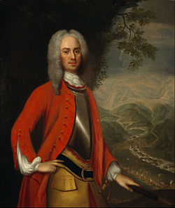 Attributed to johan van diest   field marshal george wade, 1673   1748. commander in chief in scotland   google art project