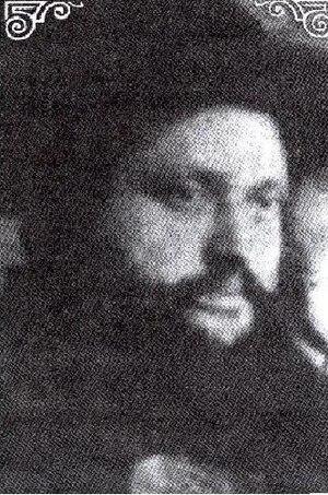Chaim Tzvi Teitelbaum - Grand Rabbi Chaim Tzvi Teitelbaum of Siget, author of Atzei Chaim (1880-1926)