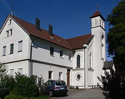 Atzenweiler Kirche 1
